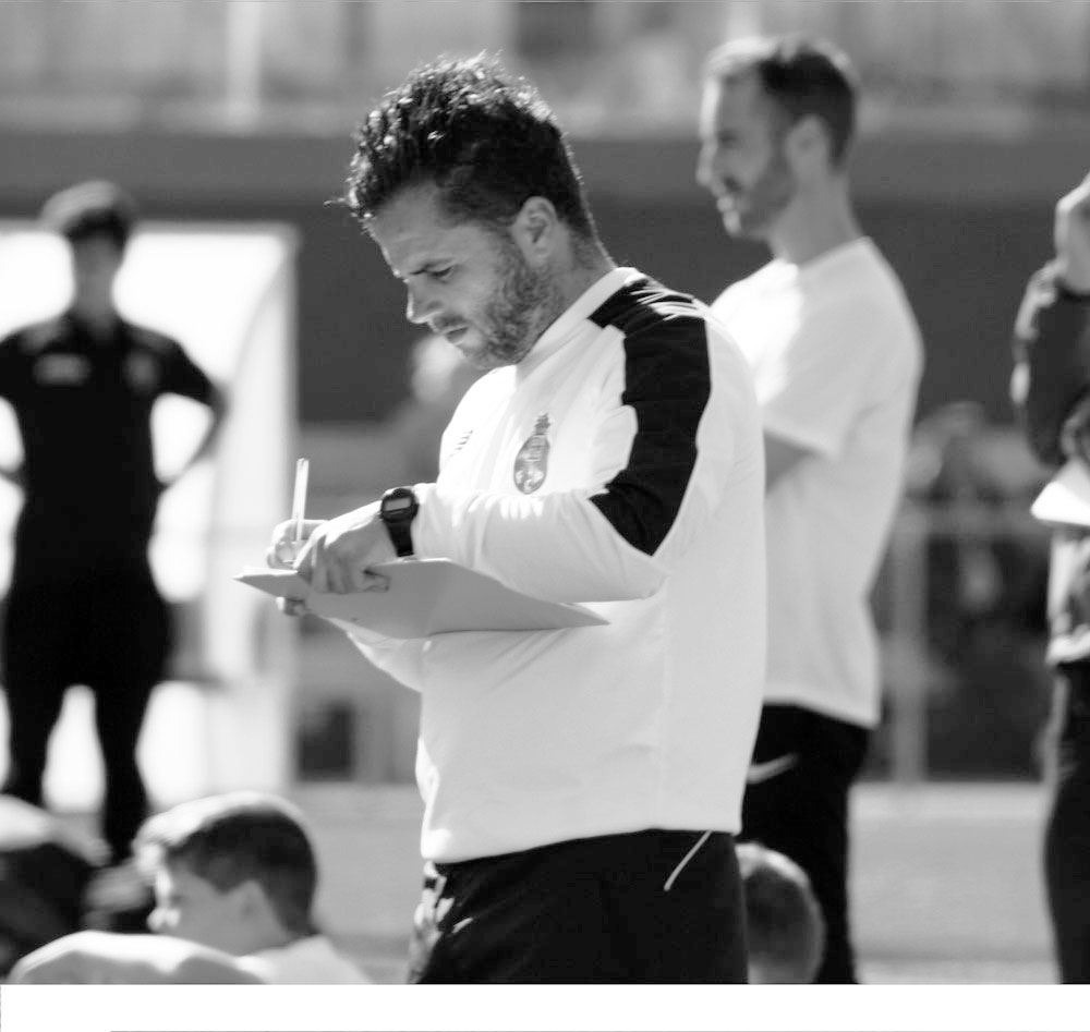 Elite Football academy for coach