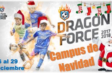 campus futbol navidad 2017