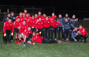 Visita del Llagostera a Soccer Interaction