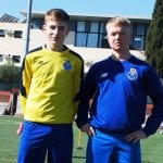 International Norwegian Clinic in SIA Football Academy