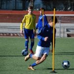 Intensive Norwegian Clinic in SIA Football Academy