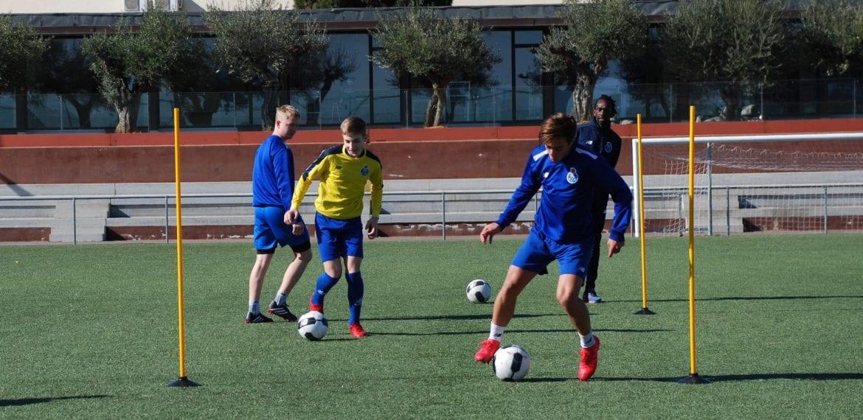 Norwegian Clinic in SIA Football Academy