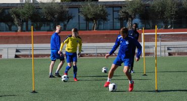Norwegian Clinic in SIA Football Academy