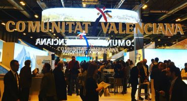 Soccer Inter-Action en feria internacional turismo Madrid /international tourism fair