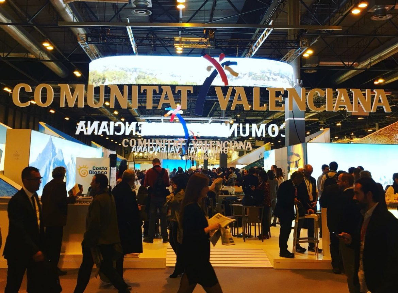Soccer Inter-Action en feria internacional turismo Madrid /international tourism fair