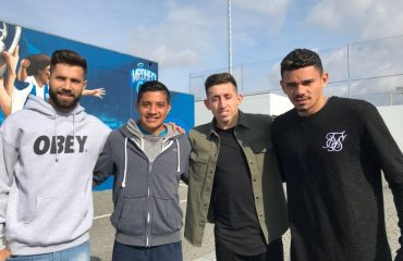 trials Puma FC Porto with Soares, Felipe and Herrera
