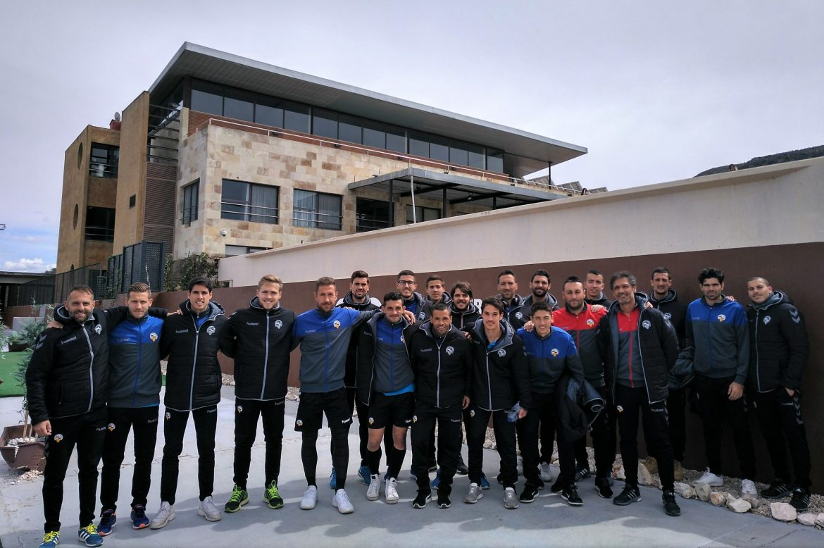 C e sabadell fc makes a stage in the high performance - Centro de sabadell ...