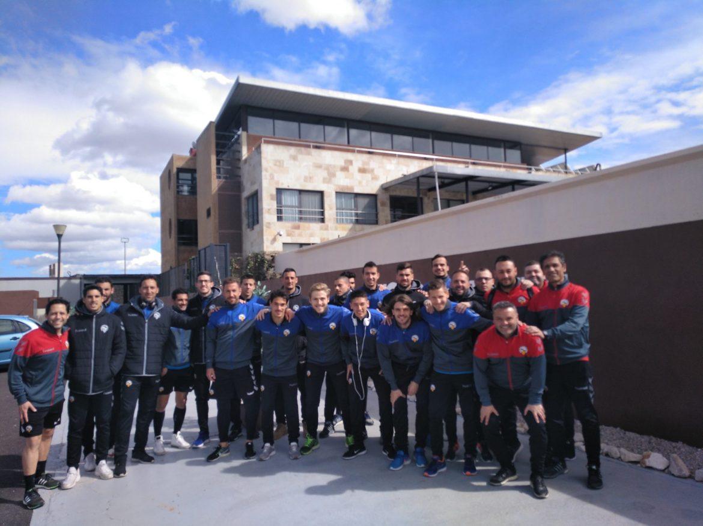 C.E. Sabadell en Centro de alto Rendimiento SIA