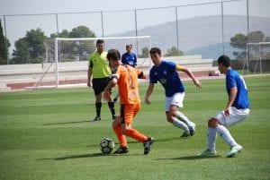 Torneo de futbol en campus FC Porto