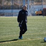 Clinic de SIA Norway en academia de fútbol internacional de Soccer Inter-Action