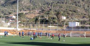 Esatncia en instalaciones deportivas CE Sabadell