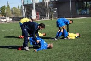 Clinic en SIA de equipo noruego