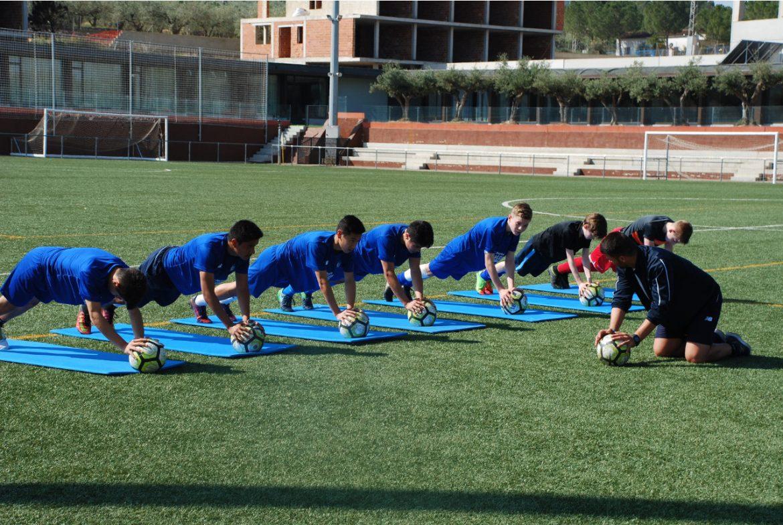 principios del entrenamiento de la fuerza y el acondicionamiento fisico