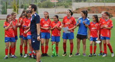 Equipo fútbol femenino
