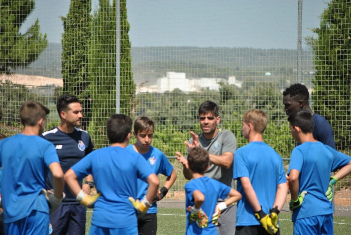 Goalkeepers camps FC Porto