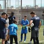 Clinic FC Porto B in Valencia
