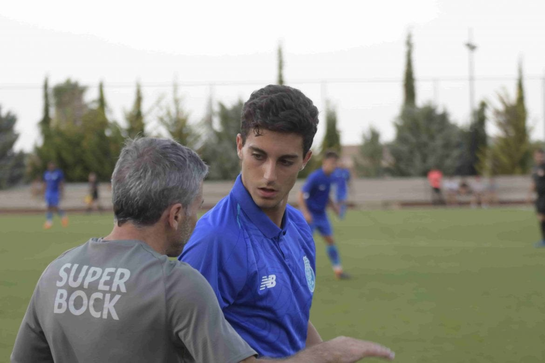 Pretemporada equipo FC Porto