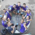 ice baths FC Porto