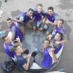 ice baths FC Porto