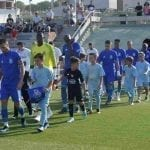 friendly soccer match Ontinyent FC Porto B