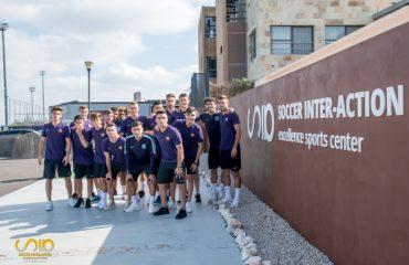 Equipo Barcelona B stage en Instalaciones deportivas SIA