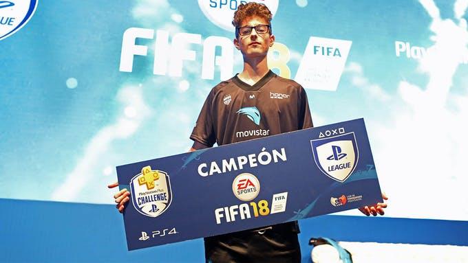 ganador Fifa e-sports