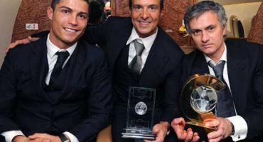 Jorge Mendes intermediario de futbolistas