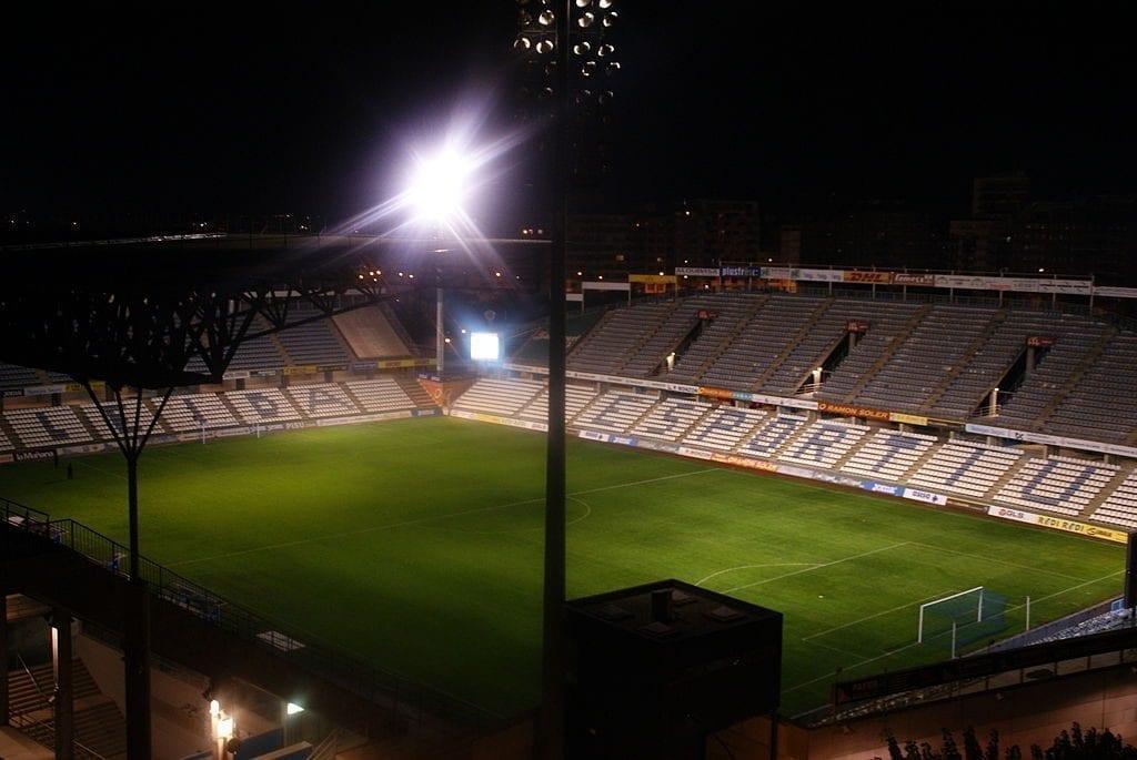 Camp d´esports de Lleida Esportiu