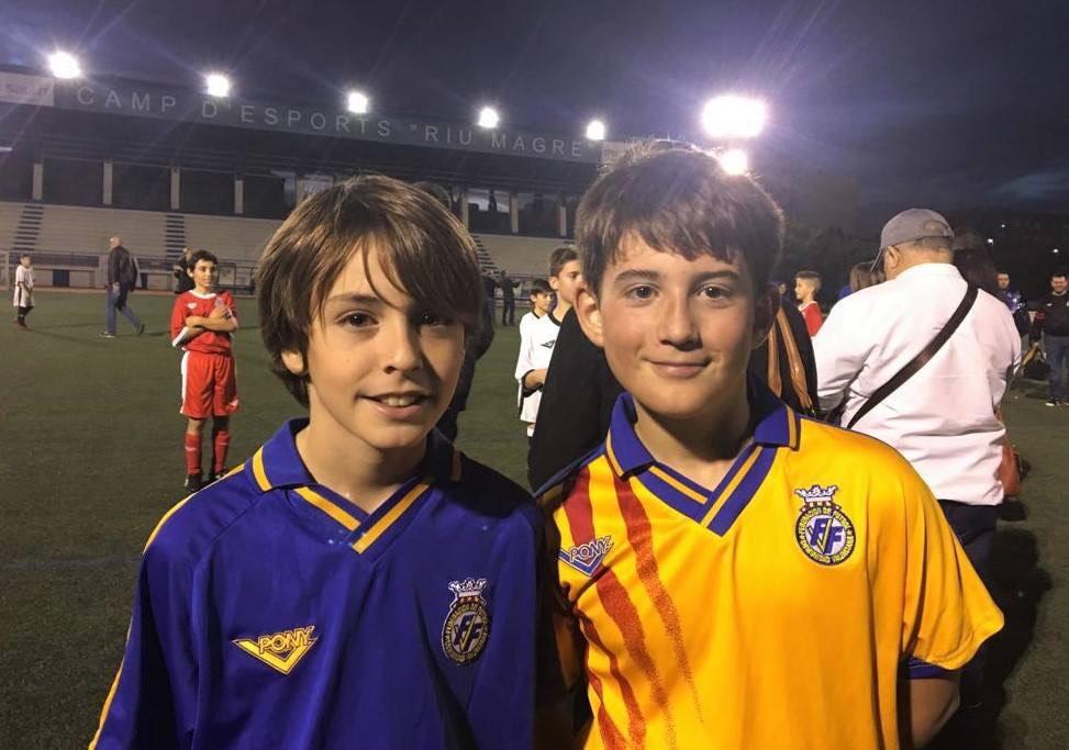 Jugadores de FC Porto Dragon Force convocados por la Selección valenciana de Fútbol