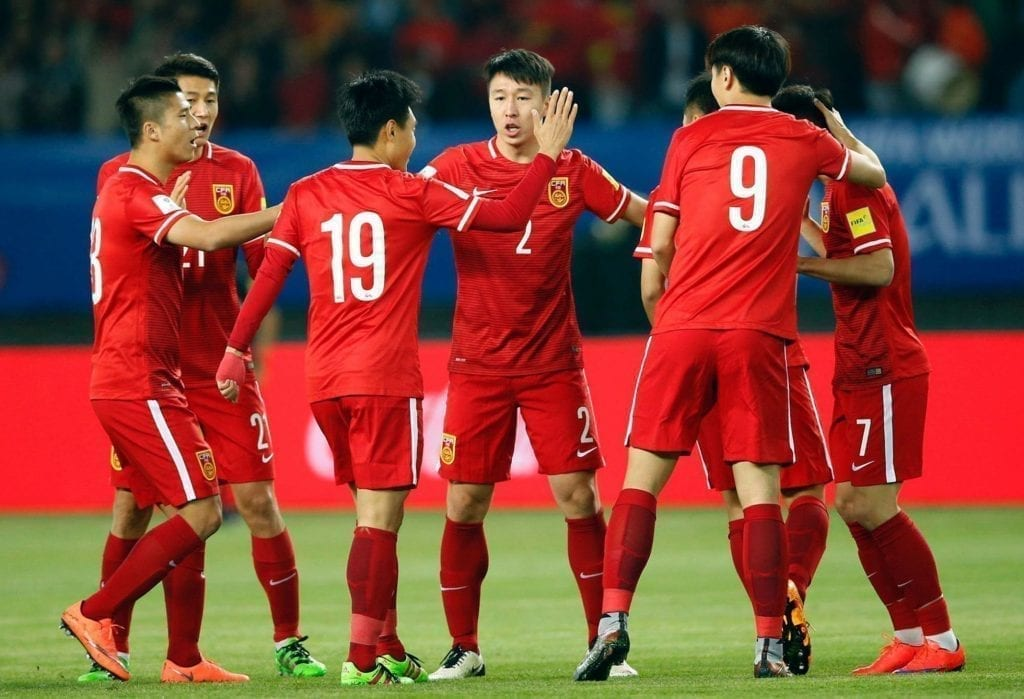 seleccion China