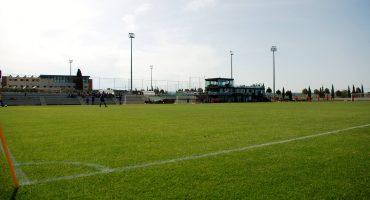 Centro de alto rendimiento de La academia Soccer Inter-Action