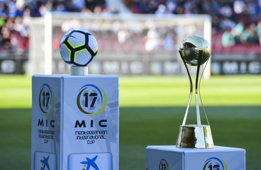 Torneo de futbol MIC