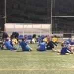 campus de fútbol 2019