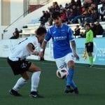 partido de fútbol Lleida