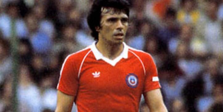 jugador chileno