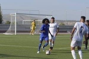 partido de fútbol de liga segunda regional