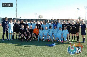 equipo de futbol femenino FC Porto