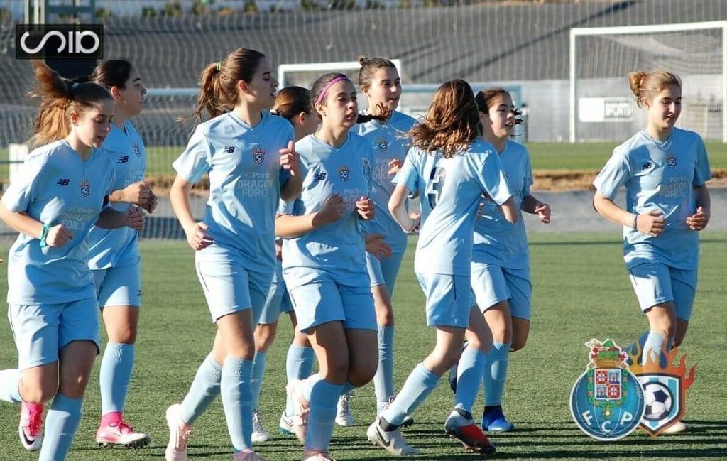 equipo de futbol femenino gragon force