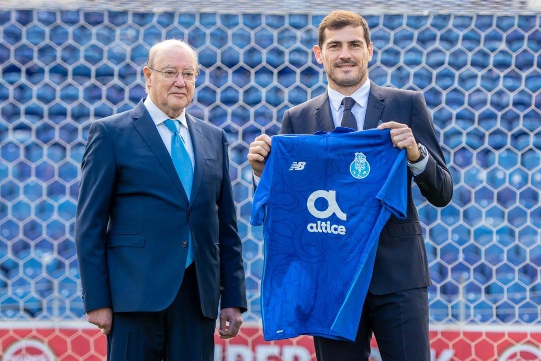 renovación Iker Casillas FC Porto