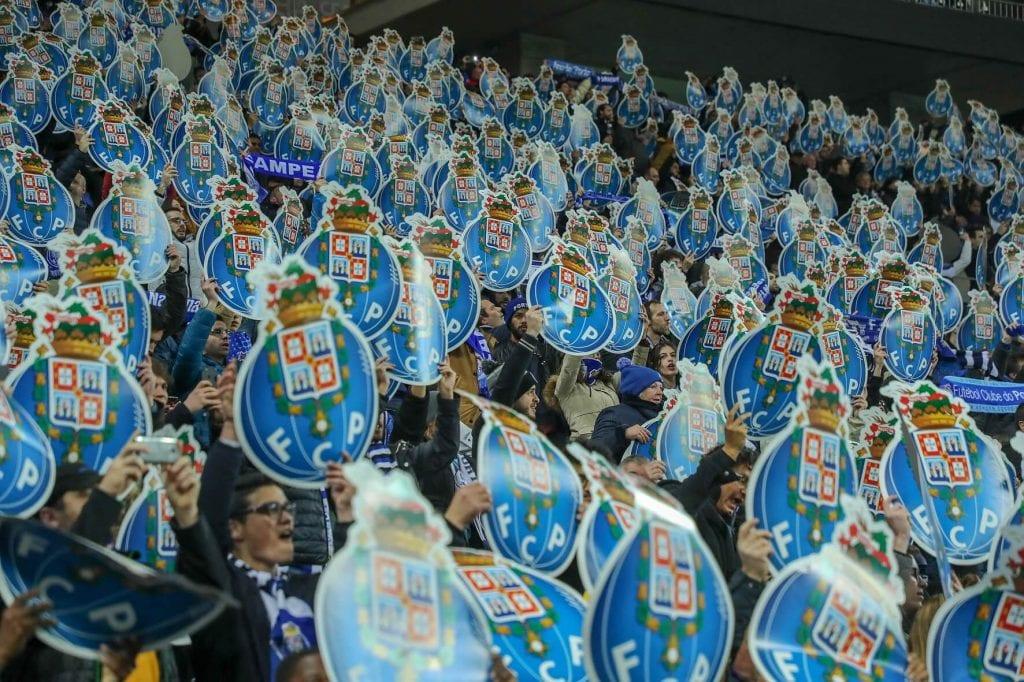 aficion del equipo de fútbol FC Porto