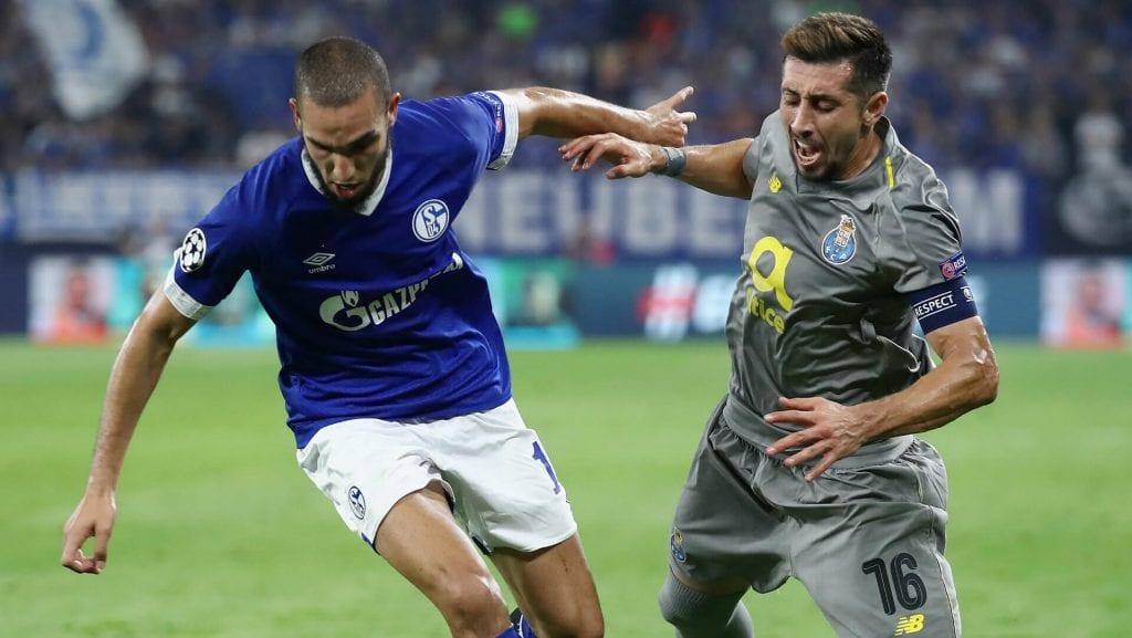 jugadores mexicanos FC Porto