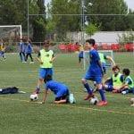 campamento de fútbol de pascua 2019