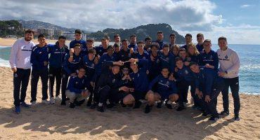 Juvenil y cadet en el MIC 2019