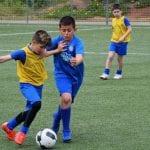 camps de fútbol en España