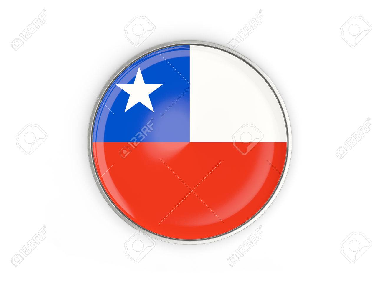 icono bandera chilehile