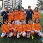 jugadores de Dragon Force Valencia en FC Porto