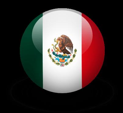 icono bandera mexico