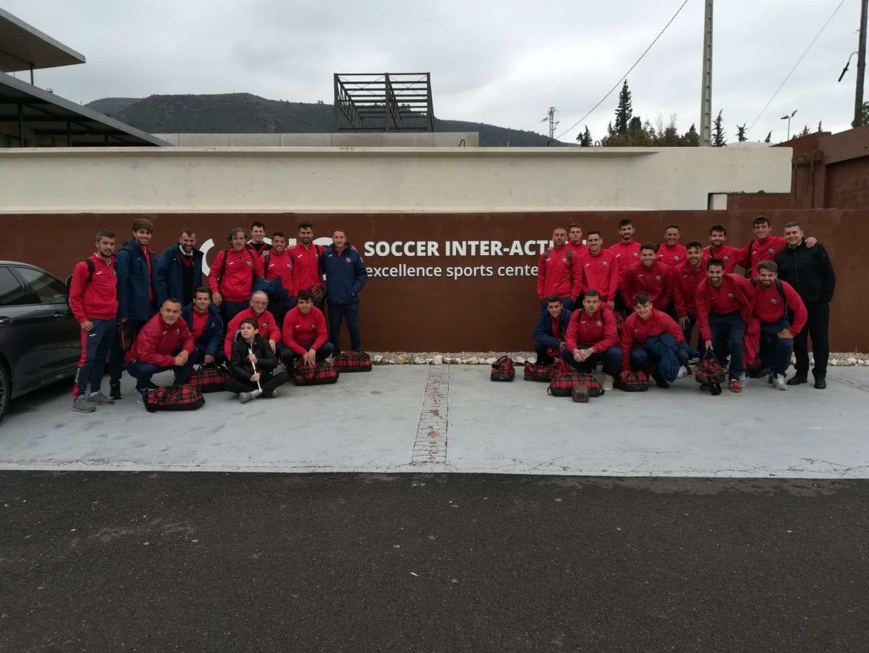 equipo de fútbol segunda division b UE Olot