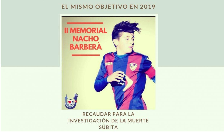 Torneo Fútbol II Memorial Nacho Barbera