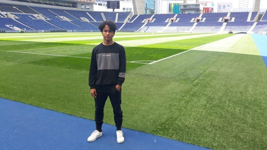 pedro en FC Porto